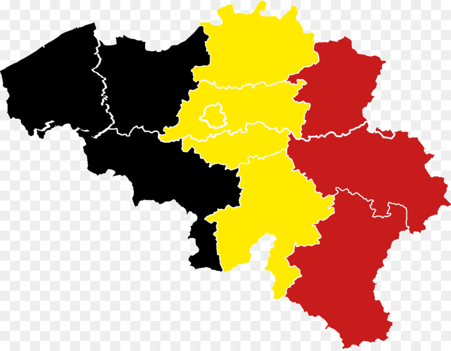 Flemish Region Provinces of Belgium Wallonia Brussels Flag of ...