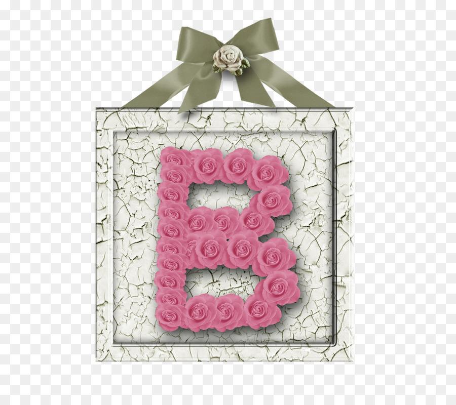Alphabet Letter J Initial Picture Frames - rosette letter m png ...