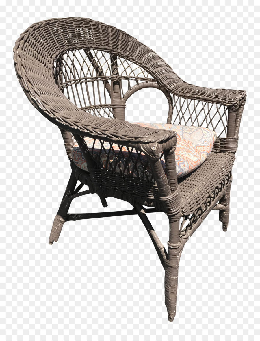 Chair NYSE:GLW Garden Furniture Wicker   Noble Wicker Chair