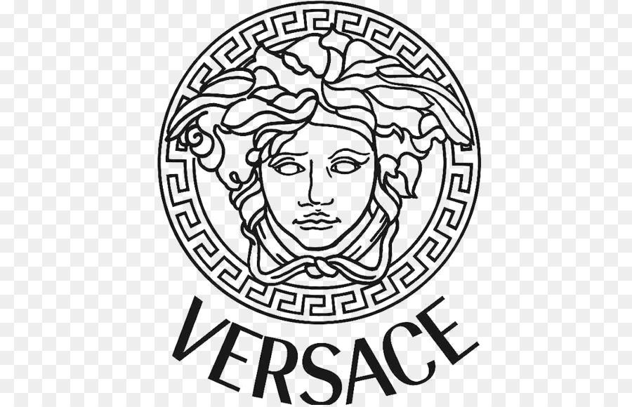 18f146d985a37 Gianni Versace Desktop Wallpaper Logo Brand - abundance png download ...