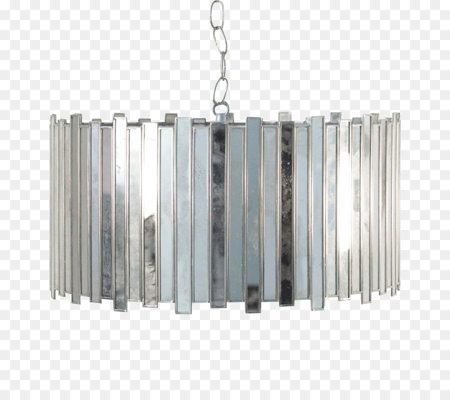 Pendant light Mirror Chandelier Light fixture - european crystal ...