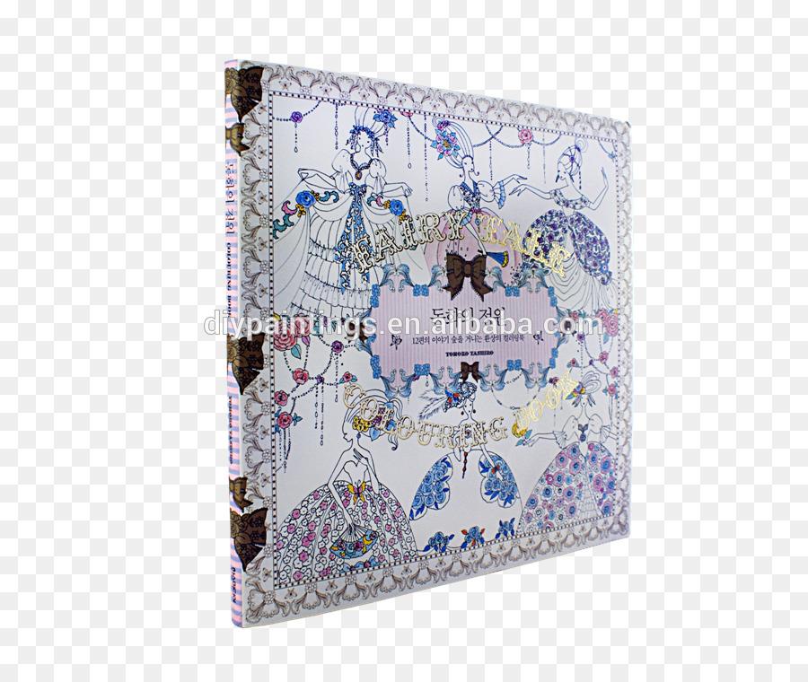 Libro para colorear de cuento de Hadas para Adultos - libro Formatos ...