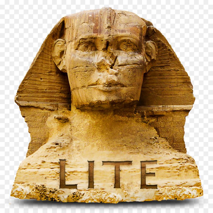 Great sphinx of giza pyramid of khafre great pyramid of giza