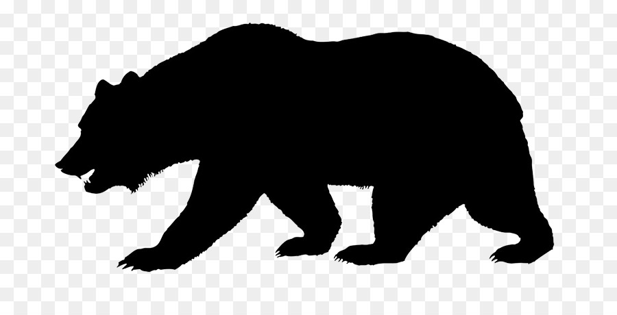 California Grizzly Bear Flag Of Republic