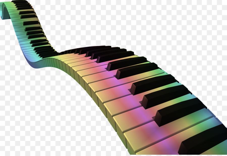 Piano Musical Keyboard Wallpaper