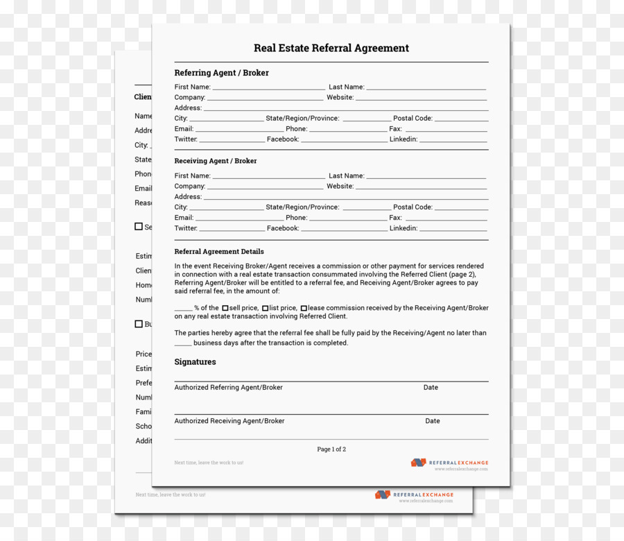 Real Estate Contract Estate Agent Texas Real Estate Commission