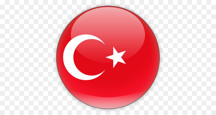 Free Clip Art Of New Year Flag of Turkey F...