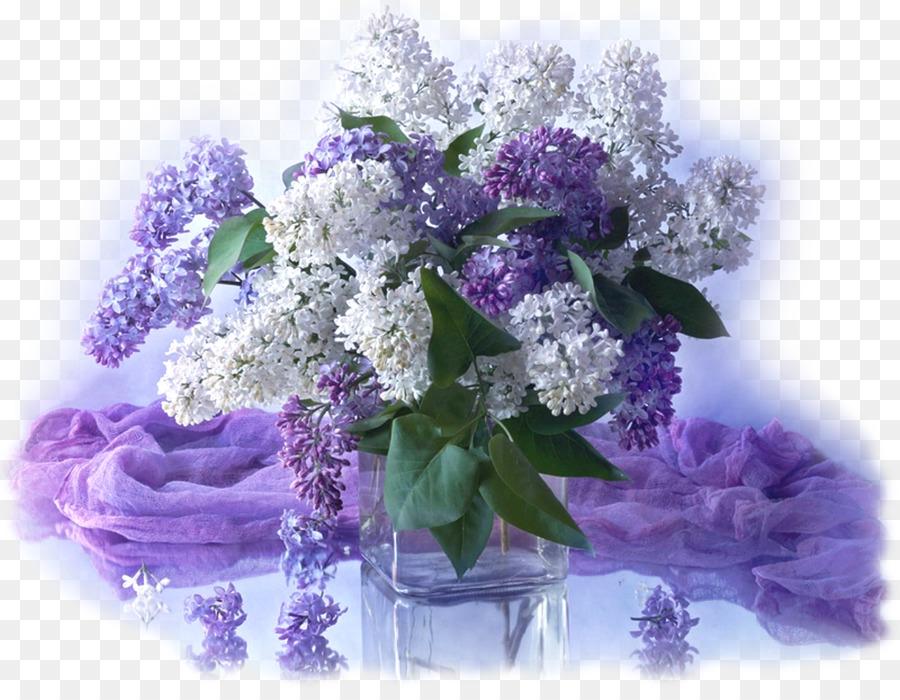 Lilac Flower bouquet Blume Ornamental plant - siren png download ...