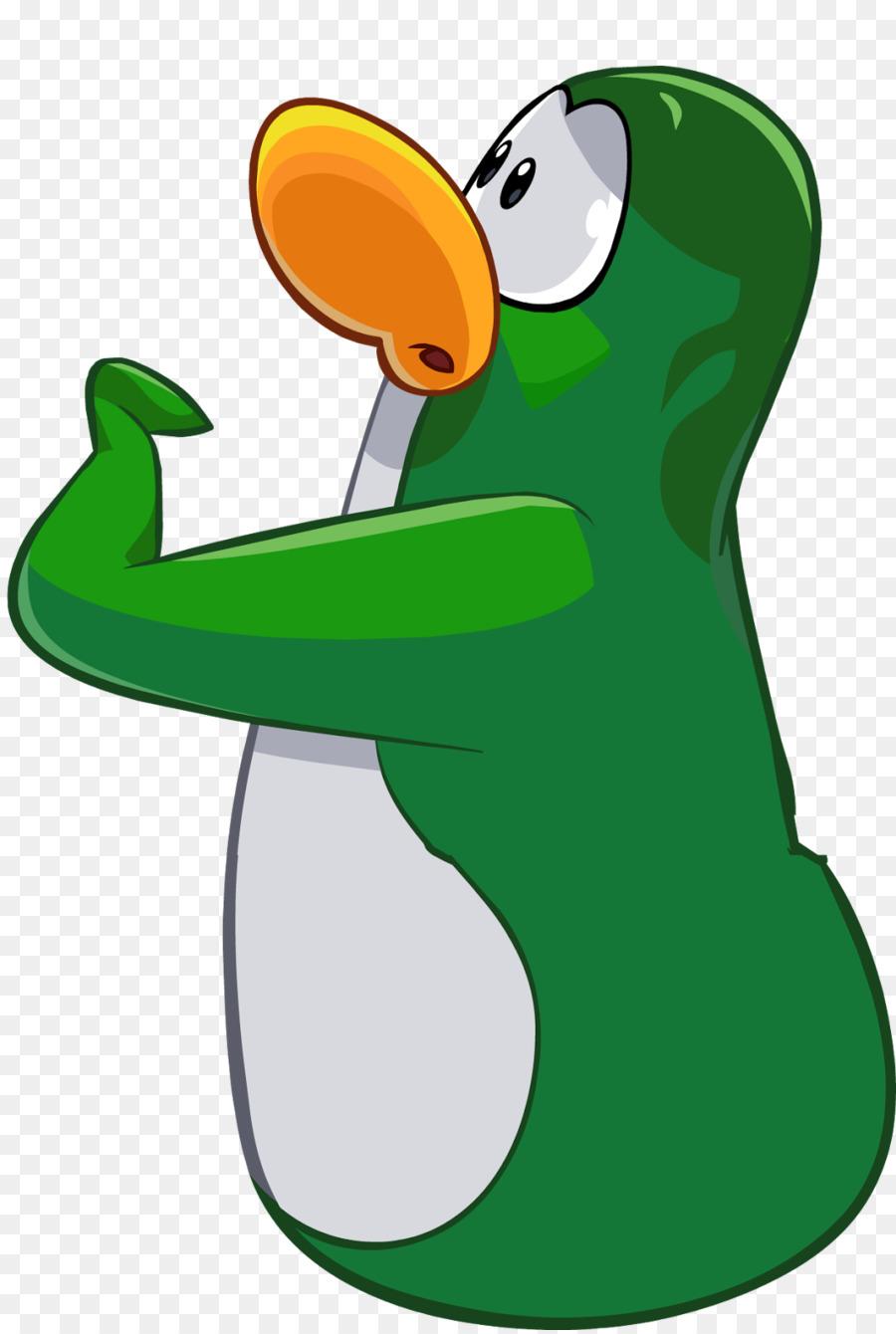 Club Penguin Dibujo Sur de pingüino penacho amarillo de ojos ...
