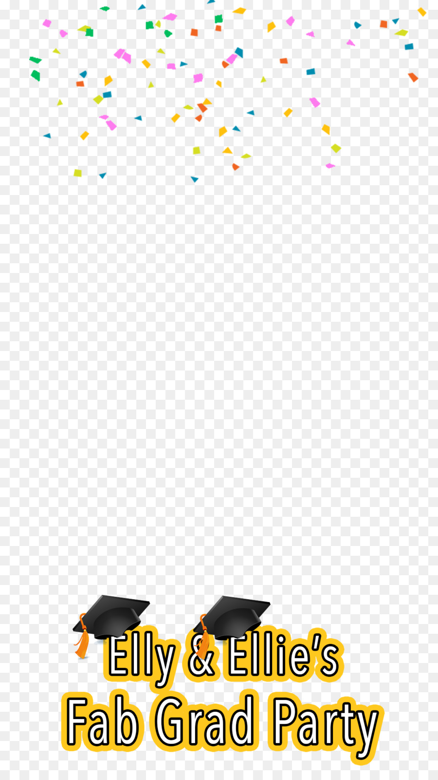 graduation ceremony party snapchat clip art filter snap chat