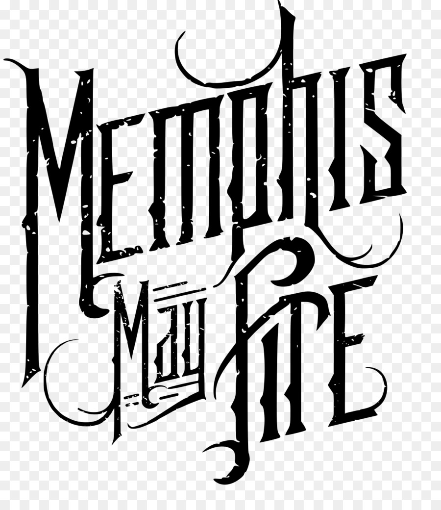Memphis May Fire Logo Metalcore Vessels