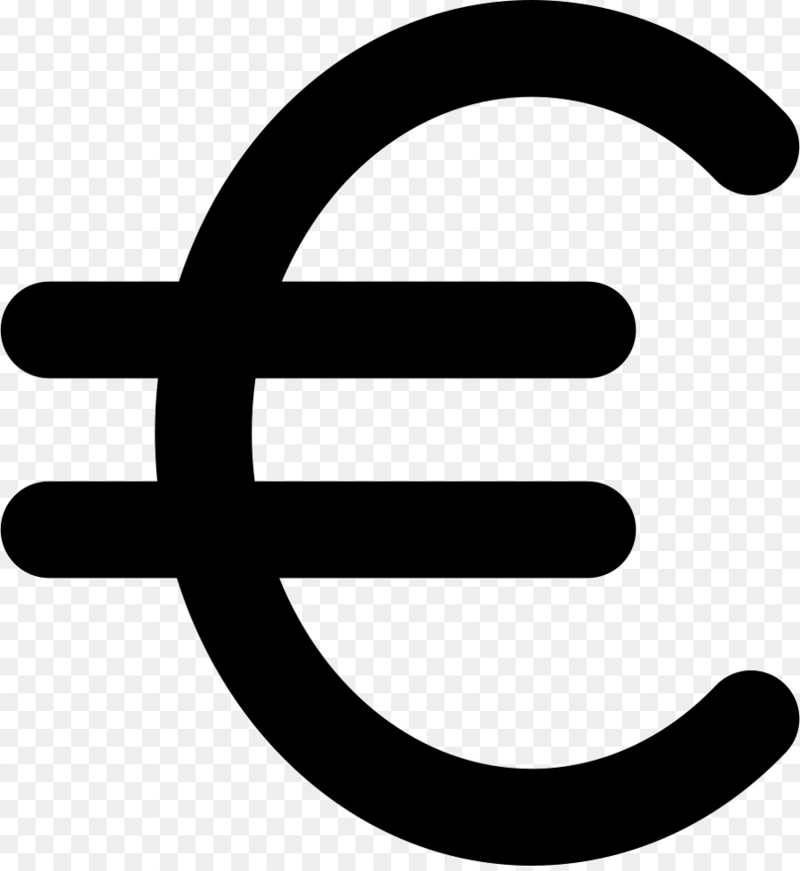 Currency Symbol Euro Sign Money Euro Png Download 906980 Free