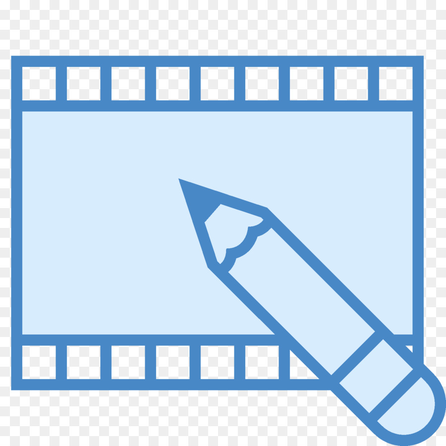 Video Editing Computer Icons Film Editing Video Png Download