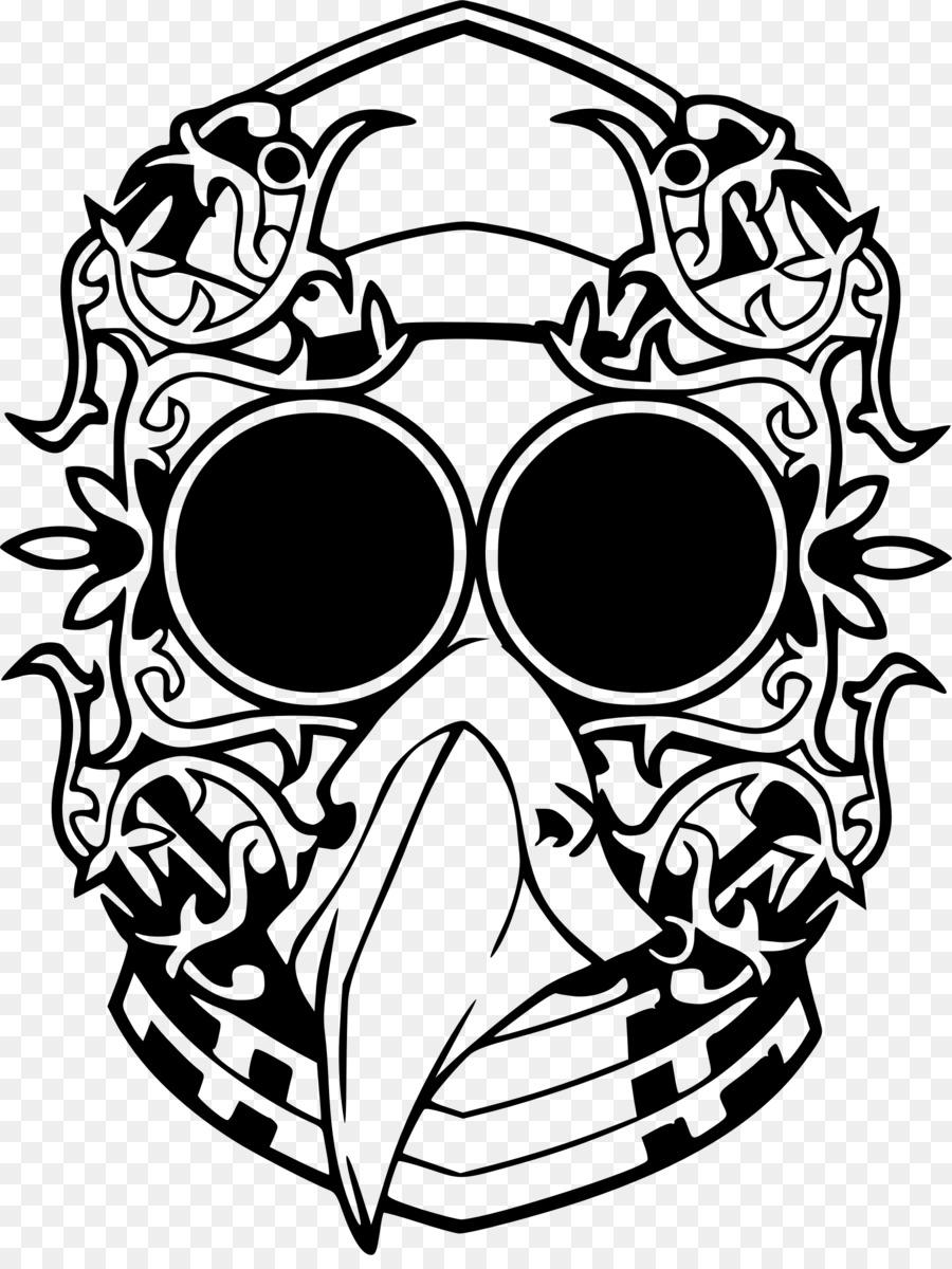 Máscara de Dibujo de Mardi Gras Clip art - arte tribal Formatos De ...