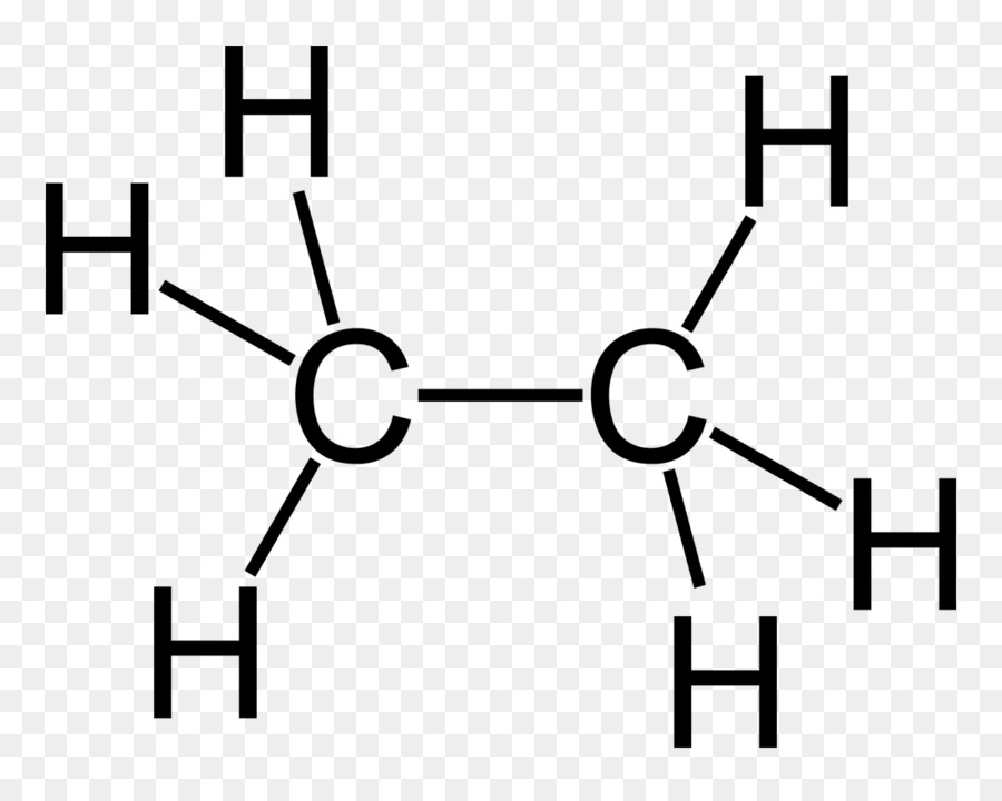 Structural Formula Ethylene Double Bond Alkene Chemistry London
