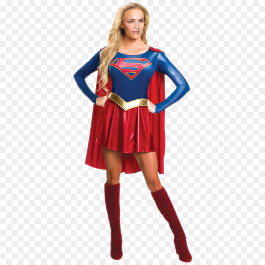 halloween costume supergirl clothing superhero large size