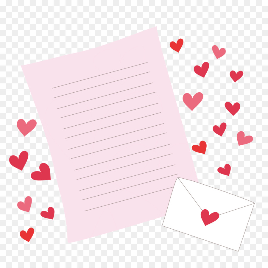 Valentines Day Paper Greeting Note Cards Love Sticker Love