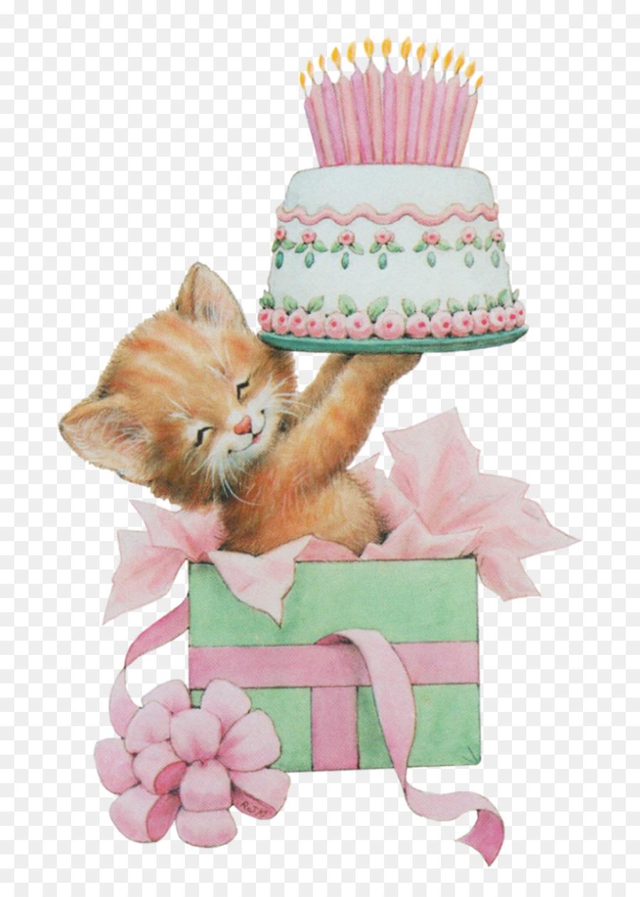 Birthday Cake Greeting Note Cards Happy Birthday To You Wish