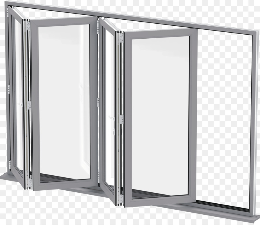 Window Folding Door Sliding Glass Door SquareTon Win Door Systems UPVC    Aluminum Window