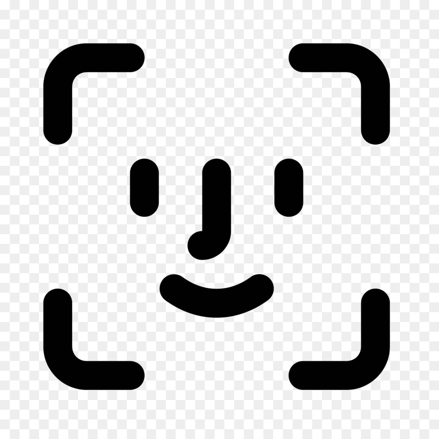 Computer Icons Smiley Iphone X Face Id Smiley Png Download 1600