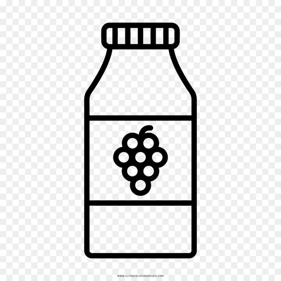 Jugo de naranja jugo de Uva para Colorear libro - jugo de carteles ...
