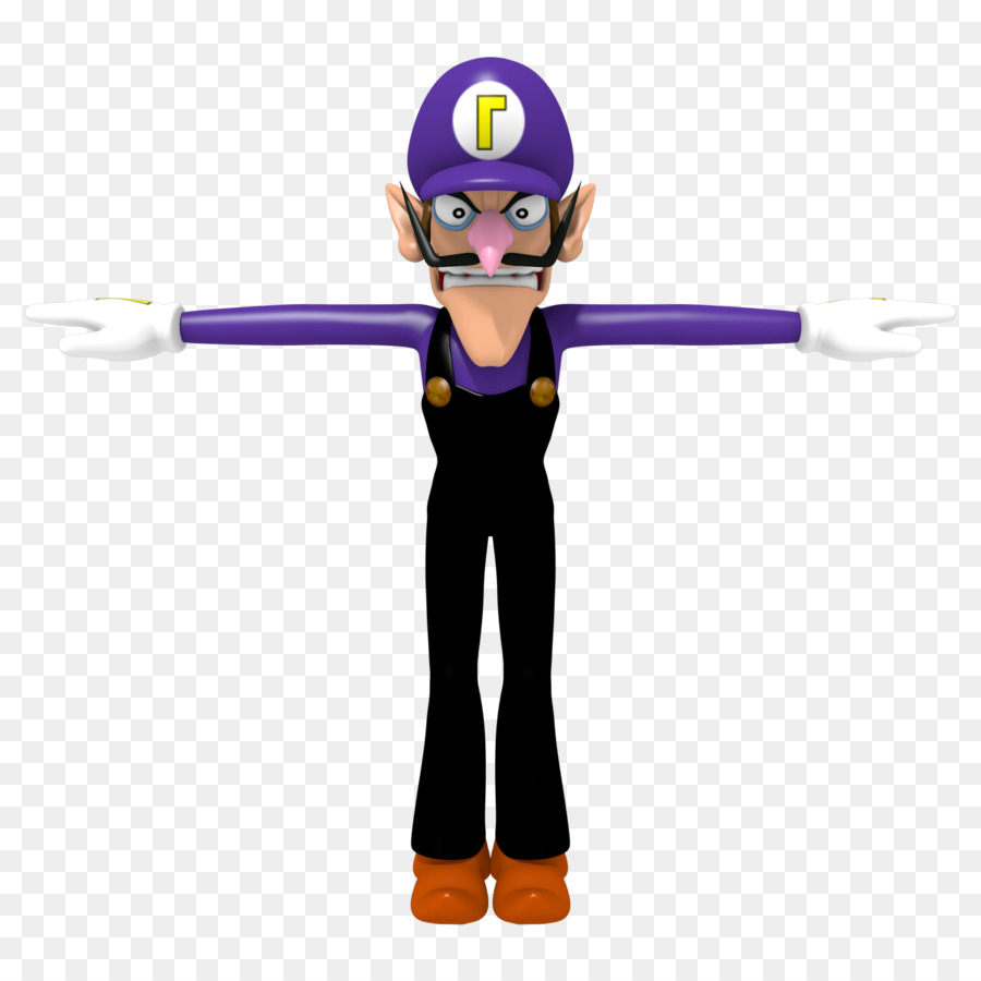 Waluigi Wario Sapo Mario - dibujos animados de dados Formatos De ...