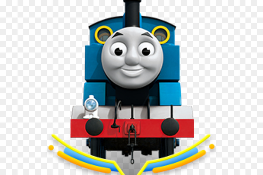 Thomas Wall Decal Tank Locomotive Train Clip Art The Train On The