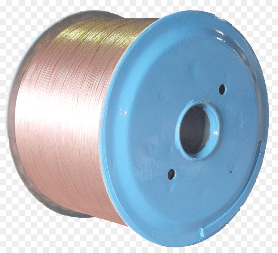 Copper conductor Wire Manufacturing Electricity - copper plate png ...