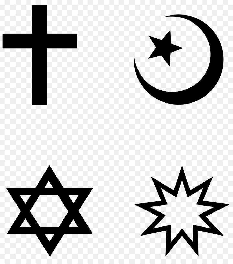 Abrahamic Religions Star Of David Jerusalem Judea Vector Symbols