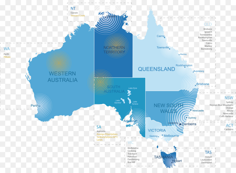 Australia Blank Map Vector Map World Map Main Map Background Png