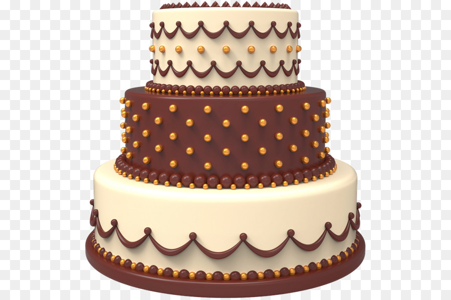 Torte Wedding Cake Chocolate Decorating PNG