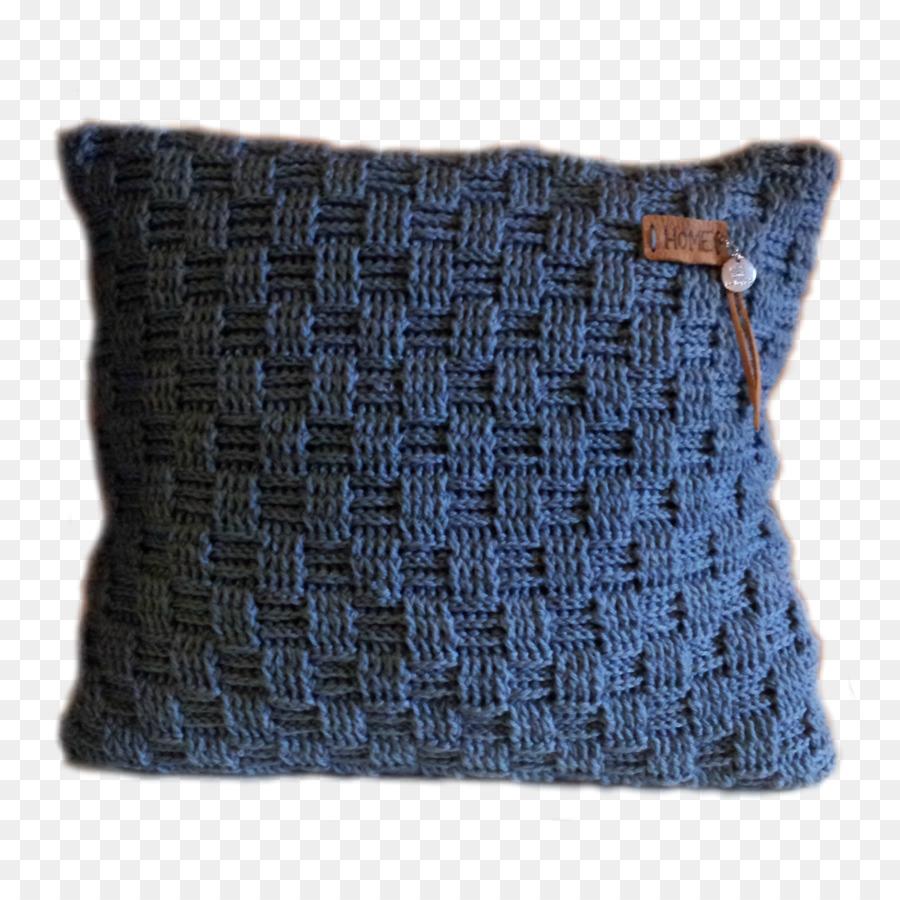 Almohada Cojín De La Puntada De Crochet Patrón - tejer png dibujo ...