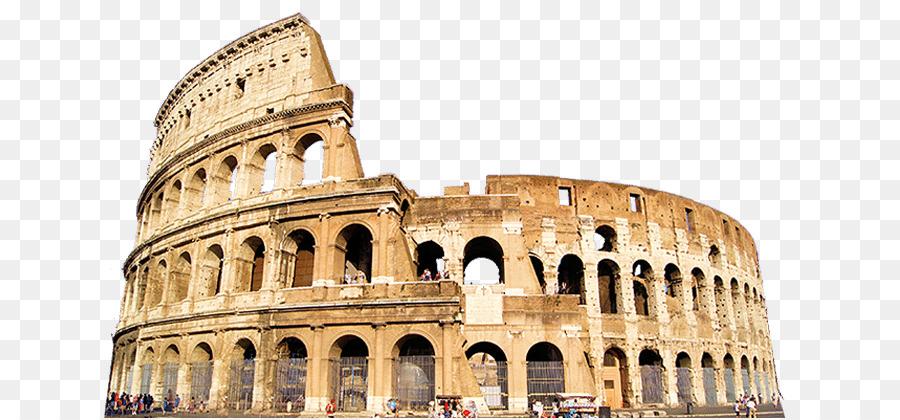 Colosseum Forum Romanum Palatin Hügel Trevi Brunnen Circus Maximus