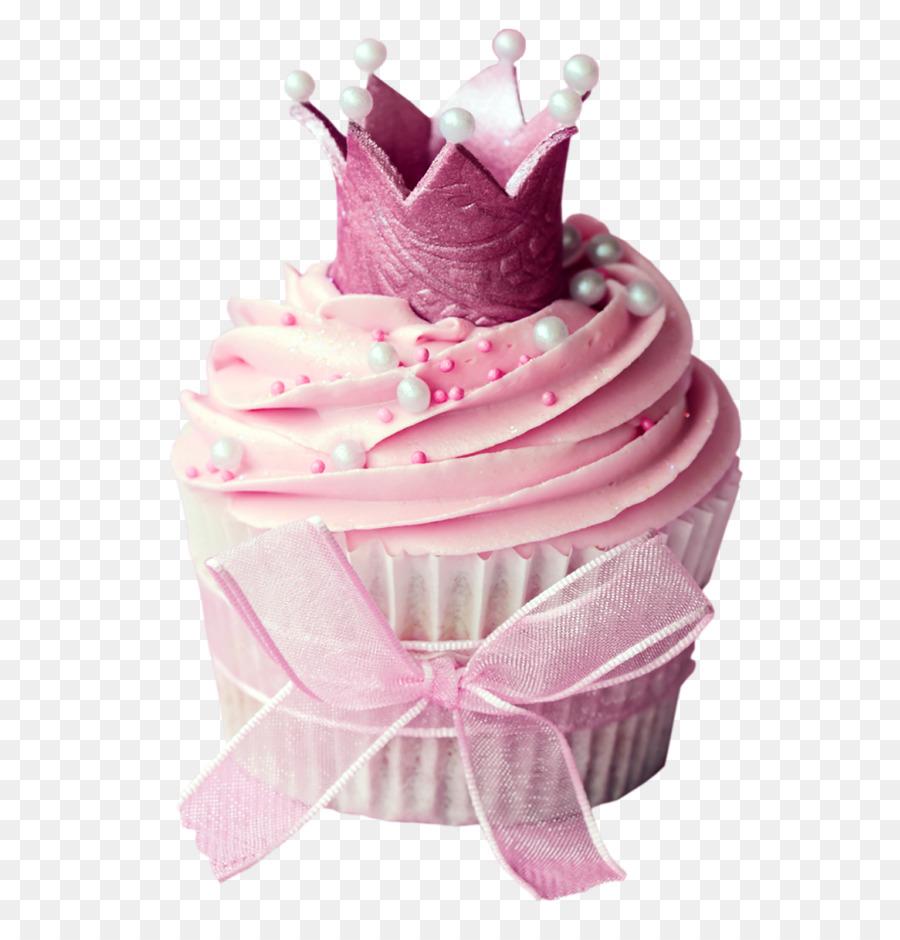 Cupcake Birthday Cake Wedding Pink Decorating PNG