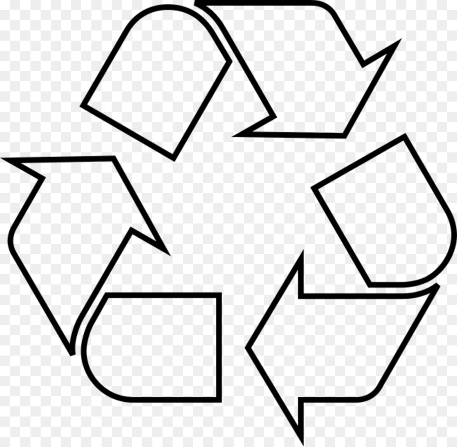 Recycling Symbol Clip Art Recyclable Resources Png Download 1228