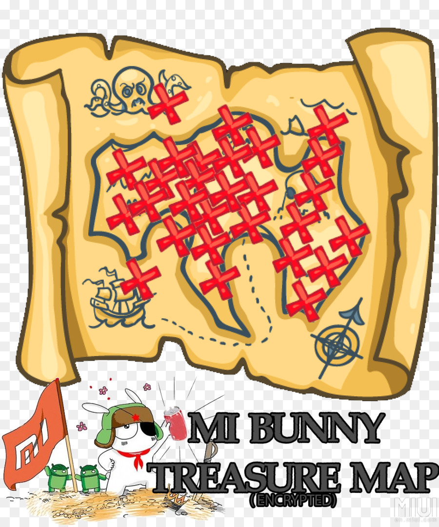 Treasure map ARK: Survival Evolved Clip art - treasure map png ...