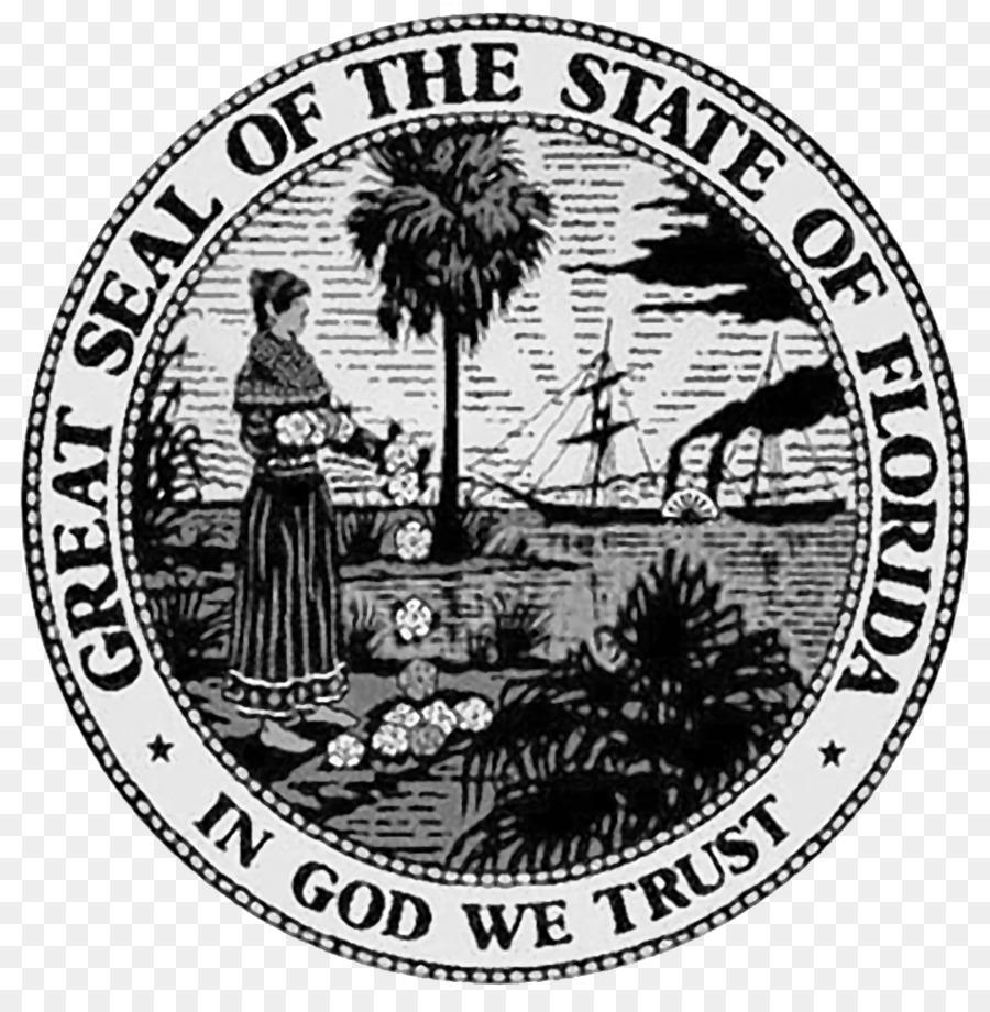 Sello de la Florida de la Bandera de Florida Sello de Washington ...