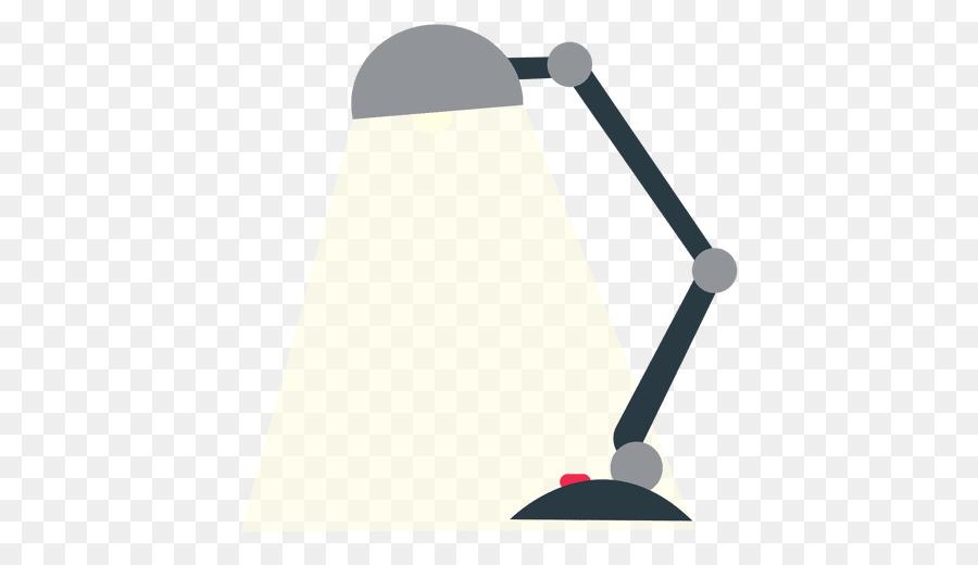 Lampe De Bureau Designer Flat Design Office Desk Lamp Png Download