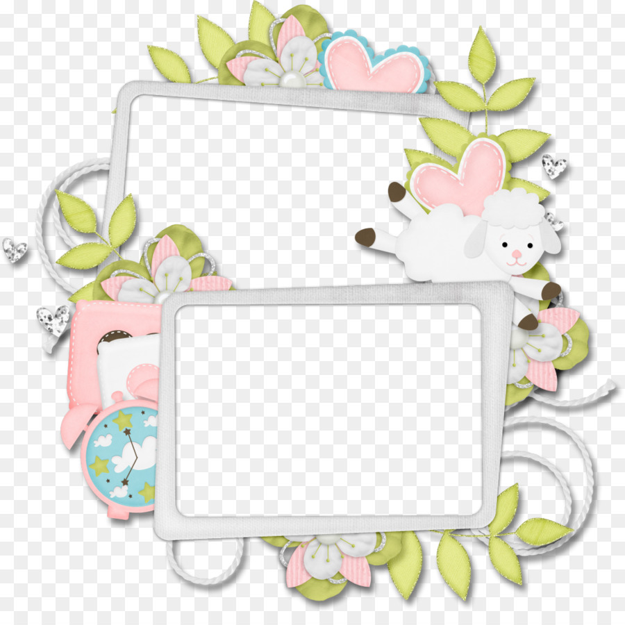 Picture Frames Drawing Photography Animation Clip art - kids frames ...