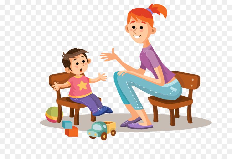 Psychologist Psychotherapist Psychology Child Child Png Download