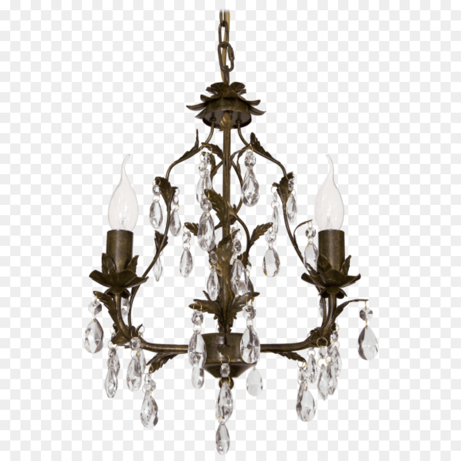 Chandelier Lighting Light fixture Incandescent light bulb - fancy ...