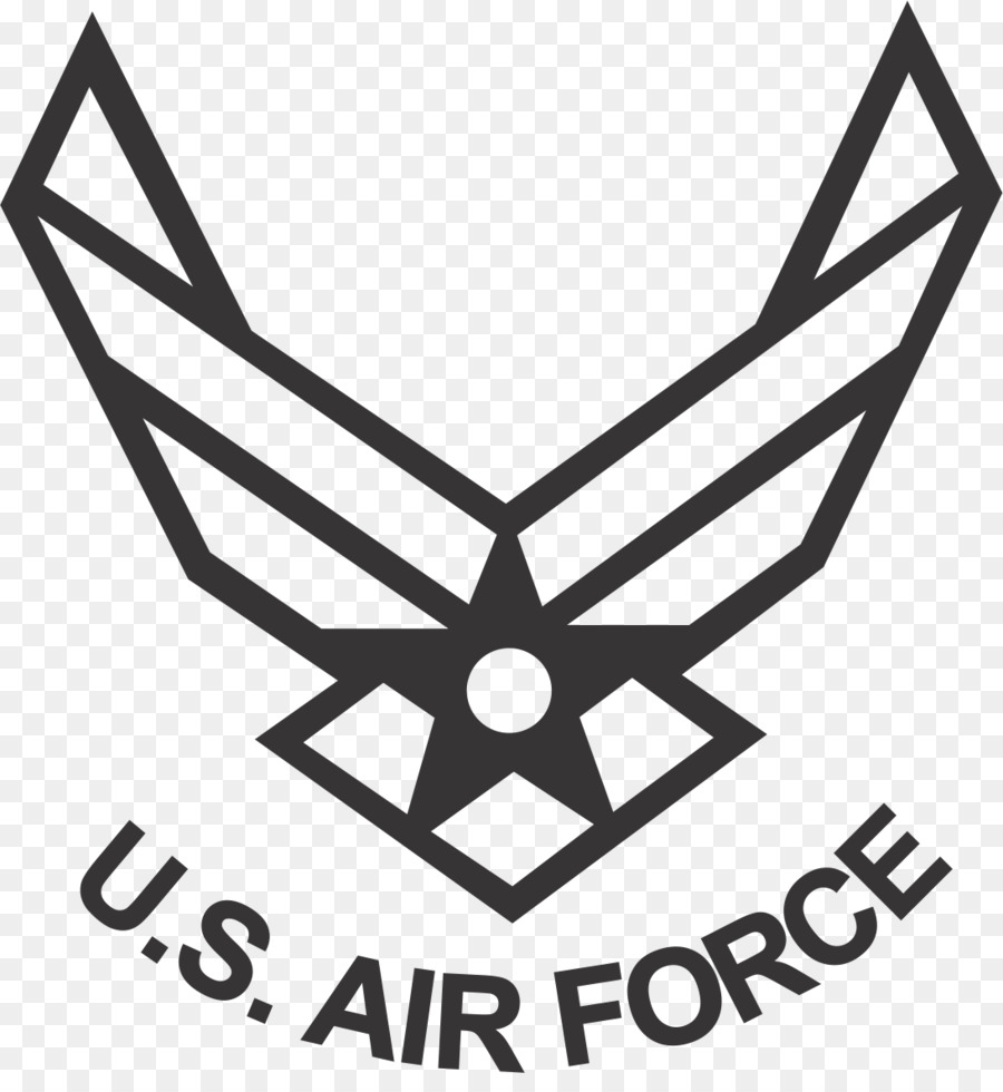 Air Force Symbol Coloring Page