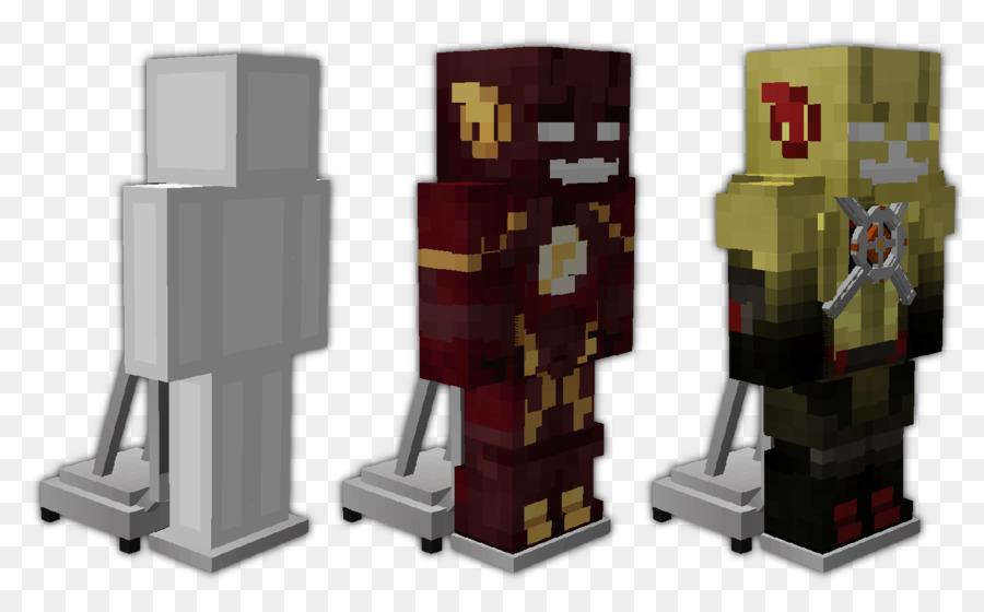 Minecraft Mods Flash Prototype Eobard Thawne Mod Png Download