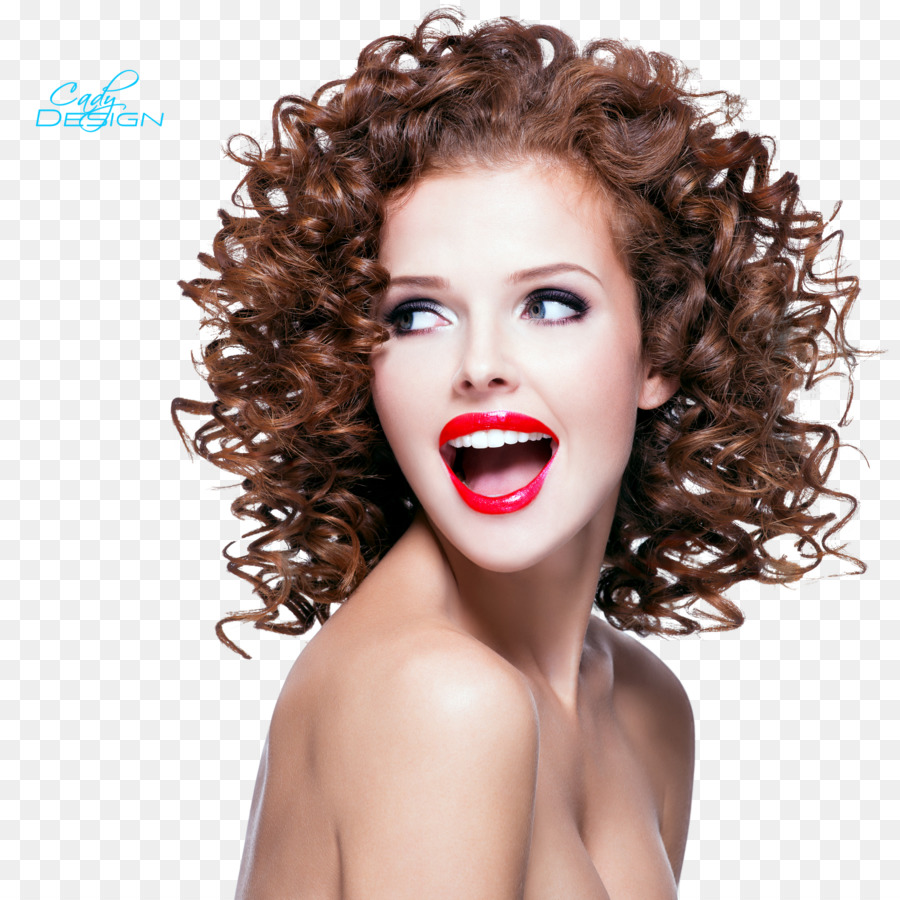 hairstyle waves bob cut hair permanents & straighteners - long curly