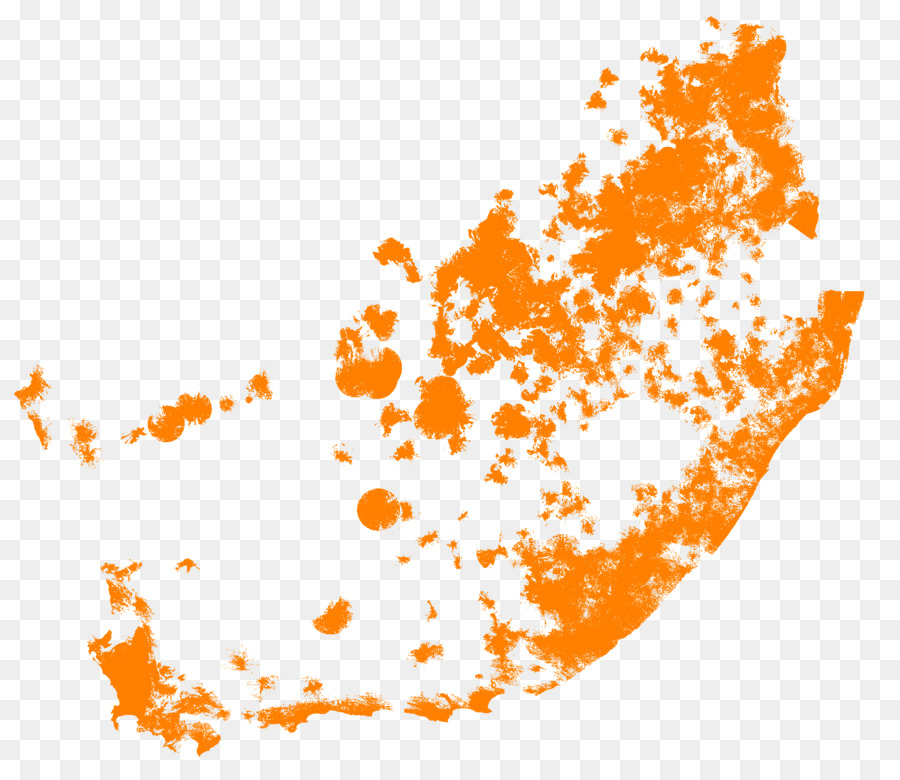 Virgin Mobile Coverage map iPhone GSM - yellow cell map png download ...
