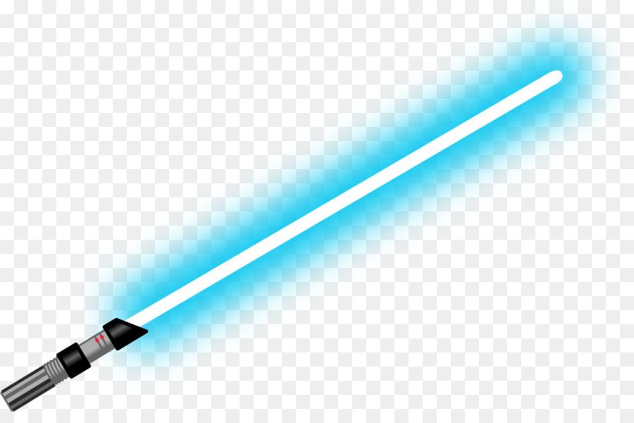 Nice Luke Skywalker Obi Wan Kenobi Lightsaber Clip Art   Star Wars