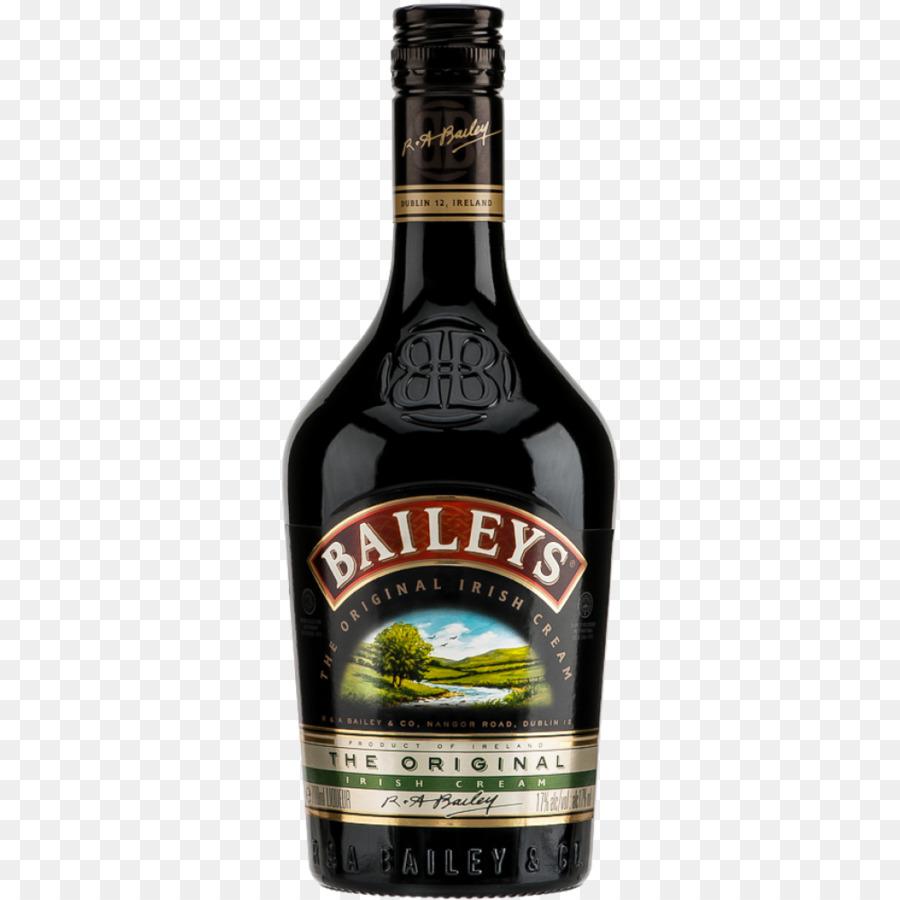 Baileys Irish Cream Sahne Likör Destilliertes Getränk - calalog png ...