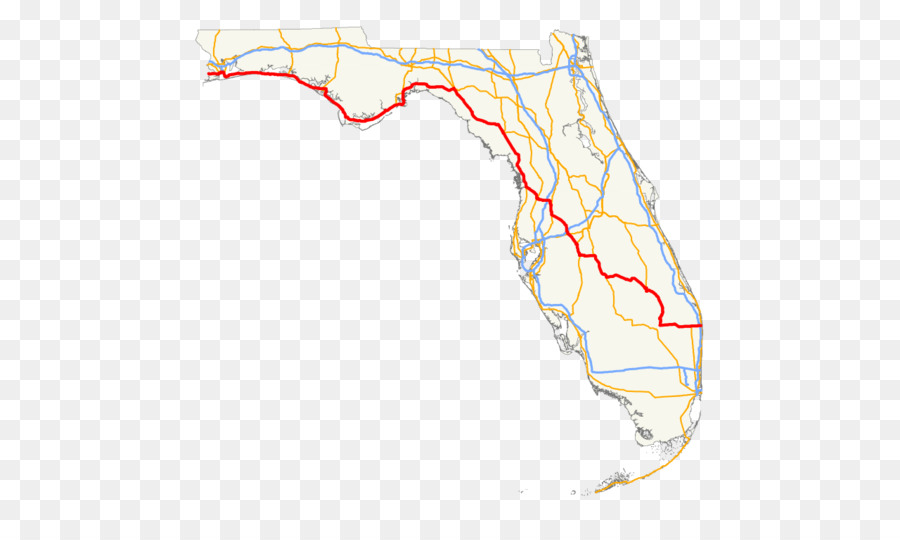 U.S. Route 98 in Florida U.S. Route 19 in Florida Florida State Road ...