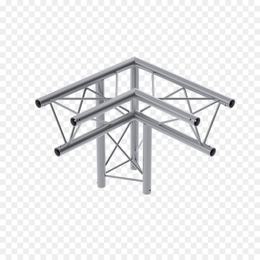 Truss Bridge Structure Triangle Others Png Download - Triangle picnic table