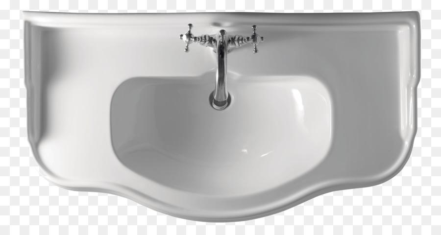 Sink Toilet Roca Bathroom Keramag - sink png download - 7110*3766 ...